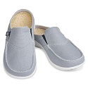 WOMEN'S SOLSTICE SLIDE GREY (close out) 20-045