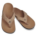 WOMEN'S YUMI CORK TAN 20-222