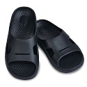 WOMEN'S FUSION 2 SLIDE BLACK #20-256