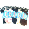 FOUNDATION DIABETIC SOFT STEP SOCKS