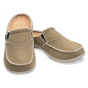 WOMENS SIESTA SLIDE - TAN 39-478