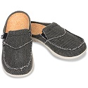 WOMENS SIESTA SLIDE - CHARCOAL GREY 39-480