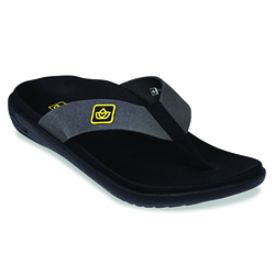 WOMEN'S PURE SANDAL - BLACK 39-833