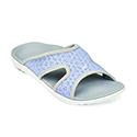 WOMEN'S BREEZE SLATE BLUE SLIDE 39-840 (close out)