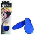 FOUNDATION 200 SUPER COMFORT INSOLES