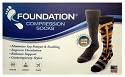 FOUNDATION SIGN-COMPRESSION SOCK (FD150)