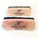 "HERITAGE PROFESSIONAL SHINE BRUSH (8"")"
