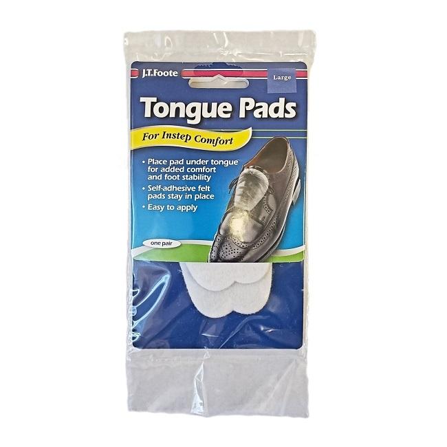 Cadillac Tongue Pads One Pair