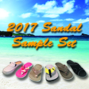 SPENCO SANDAL SET 2017 - 6 PC
