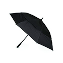 UMBRELLA #9100 BLACK VENTED